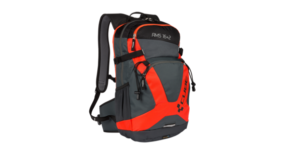 Cube AMS 16+2 Rucksack black'n'flashred